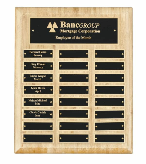 bamboo-plaque-24-wp12