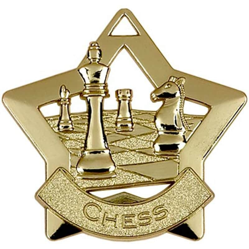 Chess Gold Medal