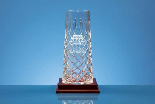 lead-crystal-tapered-vase