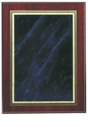mahogany-finish-plaque