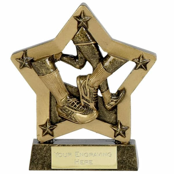 running-star-trophy