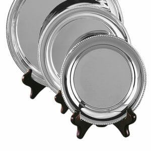 Trays and Salvers